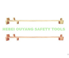 Non Sparking Bung Wrench Spanner Opener Copper Beryllium 520mm