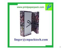 Promotional Custom Fashion Design Cosmetic Cardboard Paper Box