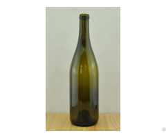 Wholesale Burgundy Wine Glass Bottle 2059