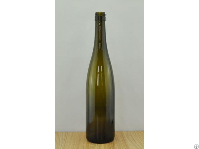 Wholesale Hock Wine Glass Bottle 1089