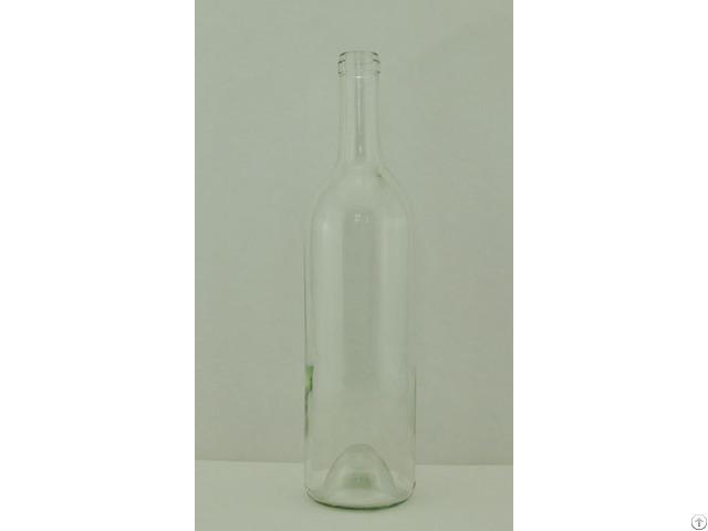 Bordeaux Wine Glass Bottle For Sale Cheap 1042