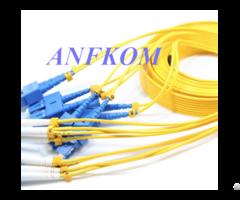 Fiber Optic Ribbon Cable Patch Cord