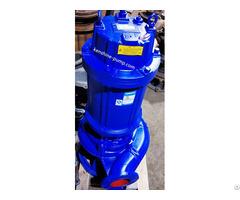 Wqk Submersible Cutting Sewage Pump