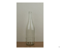 Cheap Price 750ml Glass Burgundy Wine Bottle 2119