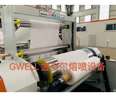 Melted Blown Non Woven Fabric Machine