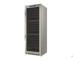 Double Temperature Space Wine Refrigerator Research And Development Service