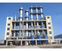 Ethyl Acetate Plant Process