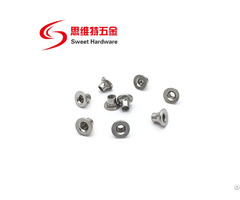 Stainless Steel 304 Anti Theft Security Shear Nut