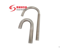 Stainless Steel J Bolt Customized M6m8