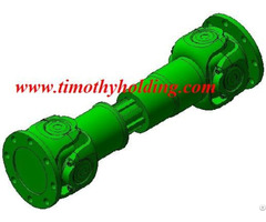 Cardan Drive Shafts For Mining Machinery