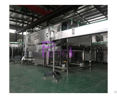 Warming Pasteurization Tunnel