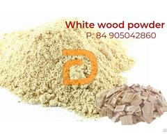 Wood Powder For Making Agarbatti