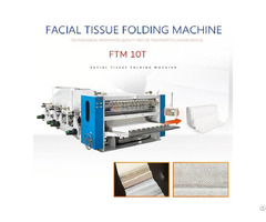 Ftm 230 11t Hand Towel Folding Machine