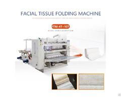 Ftm 180 8t Facial Tissue Folding Machine