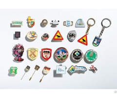 Printed Metal Pins