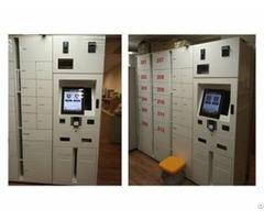 Smart E Lockers