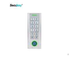 Sf6 Ip66 Outdoor Fingerprint And Code Access Control