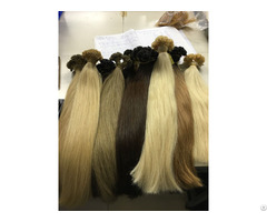 F Tip Hair Extension Best Sell Dark Colors Bombre Newest Products