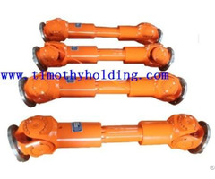 Pto Shaft Couplings For Mining Machinery