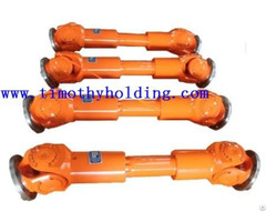 Industrial Drive Shafts For Paper Mills
