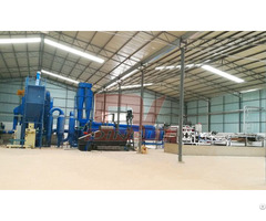 Cassava Residue Drying Process Machine