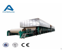 1880mm Corrugated Paper Plate Manufacturer Fluting Making Machinery Paperlink
