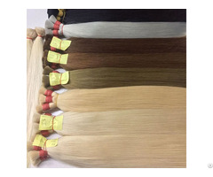 Thick No Tangle Wholesale Silky Straight Hair 100% Remy Virgin Human Extension