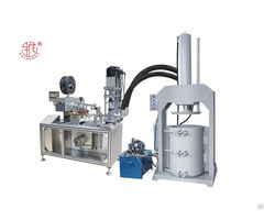 Full Automatic Silicone Adhesive Soft Packaged Machine