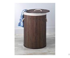 Portable Convenient Vietnam Bamboo Basket