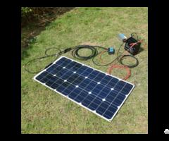 Semi Flexible Mono Solar Panel