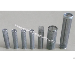 Stainless Steel Line Strainers Screen