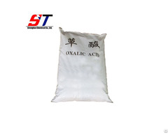 Manufacturer Oxalic Acid 99 6 Percent H2c2o4 For Dyeing Textile Leather Marble Polish
