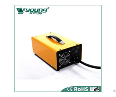24v 15 20a Lithium Battery Chargers For Forklift Pallet Truck Sweepers Machine
