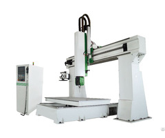 Five Axis Cnc Router Engraving Machinery With High Quality