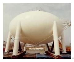 Lpg Spherical Storage Tanks