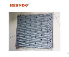 Cross Flow Kuken Cooling Tower Pvc Modified Cpvc Fill Material