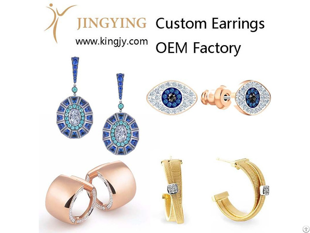 Custom Plated Silver Jewelry Supplier And Wholesaler