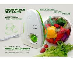 Heron Ozone Generator Ozonizer For Fruit Vegetable Cleaner