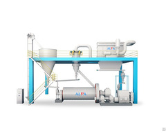 Calcium Carbonate Classifying And Ball Mill Production Line