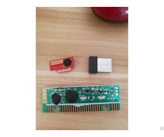 Mouse Rf Module And Wireless Keyboard Pcba Share Same Receiver