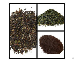 Tea For Export From India