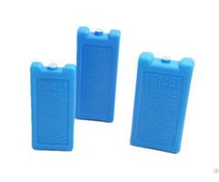 Blue Multi Specification Plastic Reusable Ice Blocks Gel Pack For Fan