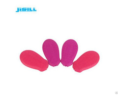 Hdpe Cute Insole Reusable Plastic Ice Packs 90ml Kids Cold Pack