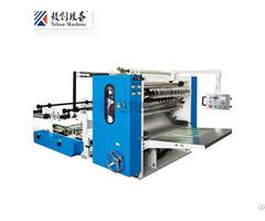 Ftm 210 5t V Fold Tissue Folding Machine