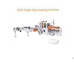 Full Automatic Single Bag Packaging Machine