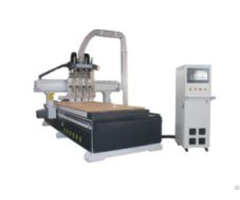 Chines Hot Sales Cnc Router 1325 4heads Four Spinlde