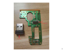 Wireless Mouse Smt Transmitter And Receiver Ic