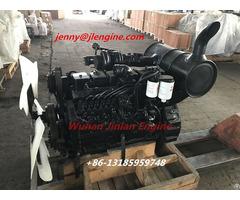 Komatsu 6d102 Engine