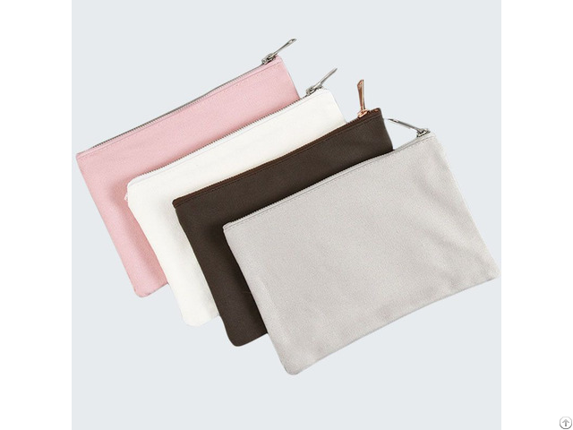 Zipper Pouch For Cosmetics