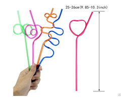 Funny Decoration For Any Party Artistic Straws